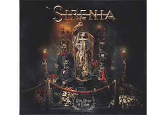 Sirenia - Dim Days of Dolor (Limited Edition) (Digipak) (CD)