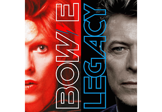 David Bowie - Legacy (The very best of David Bowie) (CD)