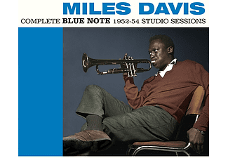 Miles Davis - Complete Blue Note 1952-54 Studio Sessions (CD)