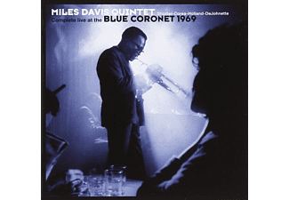 Miles Davis - Complete Live at the Blue Coronet 1969 (CD)