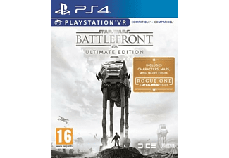 Star Wars - Battlefront (Ultimate Edition) | PlayStation 4