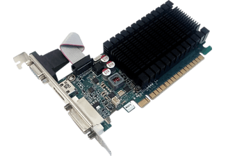 PNY GeForce® GT 710 Low Profile 1GB DDR3 (GF710GTLH1GEPB)( NVIDIA, Grafikkarte)