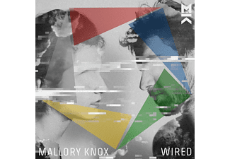 Mallory Knox - Wired - (CD)