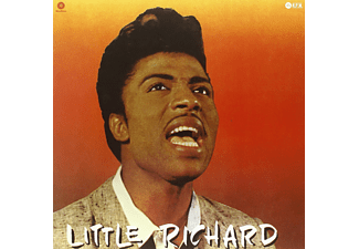 Little Richard - The Fabulous Little Richard/It´s Real (Vinyl LP (nagylemez))