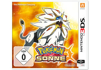 3DS Pokemon Sonne - Nintendo 3DS