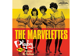 Marvelettes - Playboy/Please Mr. Postman (CD)
