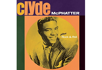Clyde Mcphatter - Clyde/Rock & Roll (CD)
