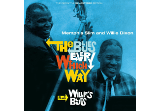 Memphis Slim & Willie Dixon - The Blues Every Which Way/Willie's Blues (CD)