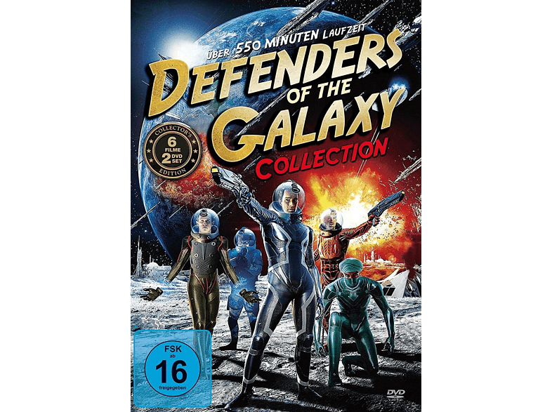 Defenders of the Galaxy Collection [DVD]
