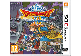 Dragon Quest Viii : Journey Of The Cursed King Nintendo 3DS