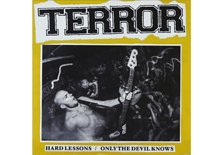 Terror - HARD LESSONS/ONLY THE DEVIL KNOWS - (Vinyl)