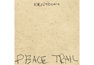 Neil Young - Peace Trail CD