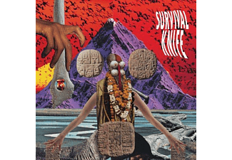 Survival Knife - TRACES OF ME - (Vinyl)