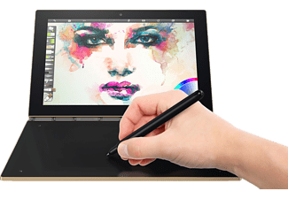 LENOVO Yoga Book Convertible 64 GB 10.1 Zoll