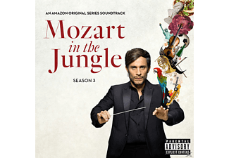 VARIOUS - Mozart in the Jungle,SeaSon.3/OST - (CD)