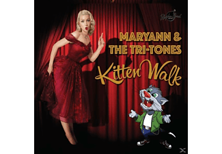 Maryann & The Tri-tones - Kitten Walk - (CD)