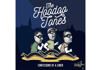 The Hoodoo Tones - Confessions Of A Loner - (CD)