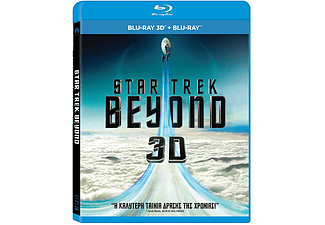 Star Trek: Beyond 3D BD&2D BD, Blu-ray