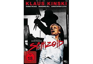 Schizoid-Uncut Kinofassung (Digital Remastered) - (DVD)