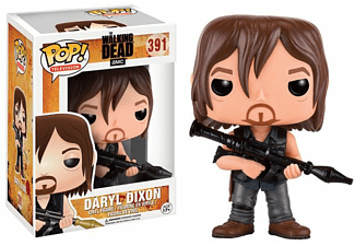 The Walking Dead Pop! Vinyl Figur Daryl mit Raketenwerfer
