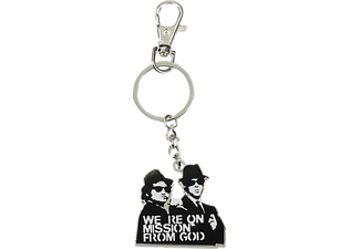 The Blues Brothers Schlüsselanhänger Mission Metal