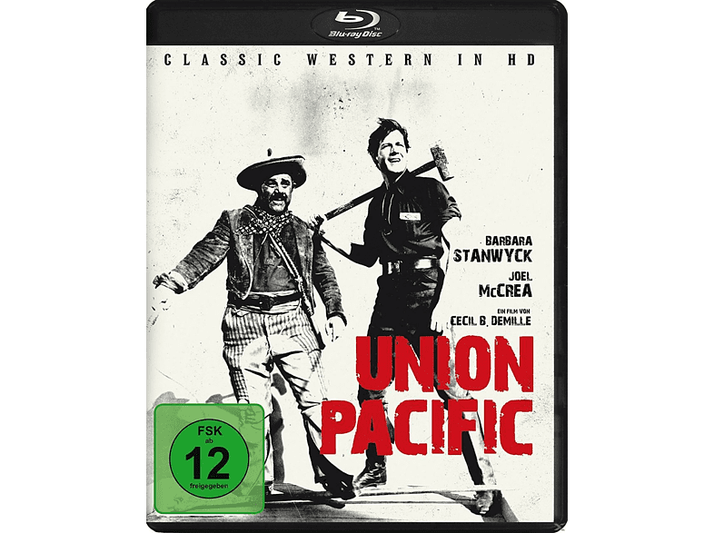 Union Pacific [Blu-ray]