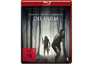 DIE FARM - (Blu-ray)