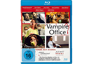 Vampire Office - Büro mit Biss - (Blu-ray)