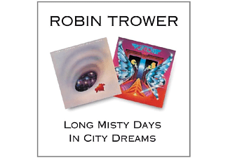 Robin Trower - Long Misty Days/In City Dreams (CD)