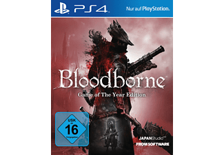Bloodborne (Game of The Year Edition) [PlayStation 4]