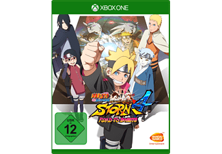 Naruto Shippuden Ultimate Ninja Storm 4 - Road to Boruto - Xbox One
