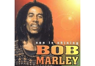 Bob Marley - Sun Is Shining - (CD)