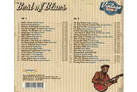 VARIOUS - Best Of Blues-Vintage Collection [CD]