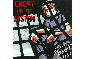 The Toasters - Enemy Of The System - (CD)