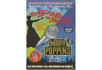 The Sound Of Music - Mary Poppins - (DVD)