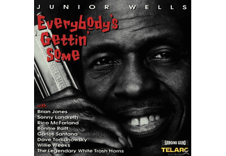 Junior Wells - Everybody's Gett./Stereo Surround - (CD)