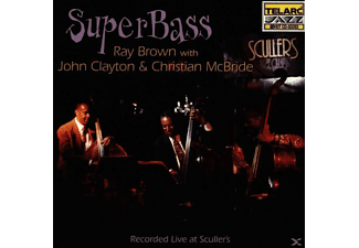 Ray Brown - Superbass - (CD)