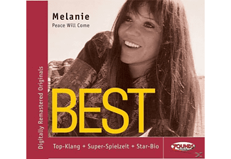 Melanie - Best-Peace Will Come - (CD)