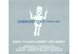 Dissidenten - Remix.ed-2001:A Worldbeat Odyssey [CD]