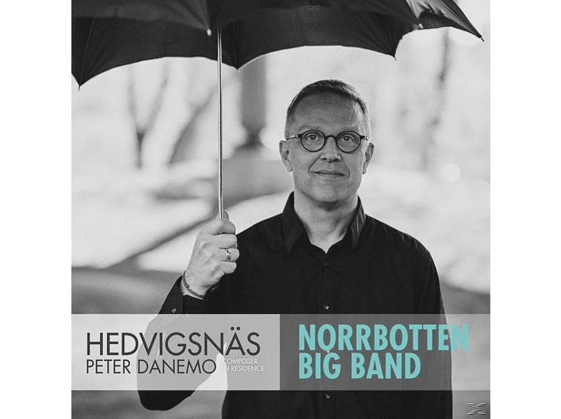 PROPHONE Norbotten Big Band – Hedvigsnäs [CD] | 08223590016264