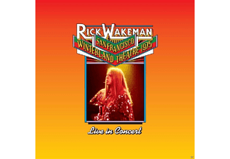 Rick Wakeman - Live At The Winterland Theatre,1975 - (CD)