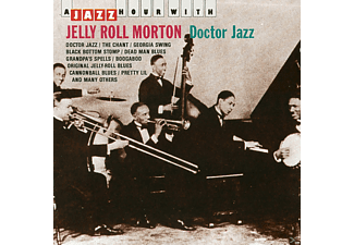 Jelly Roll Morton - Doctor Jazz - (CD)