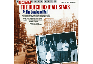 The Dutch Dixie All Stars - At The Jazzband Ball - (CD)
