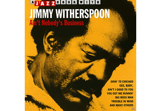 Jimmy Witherspoon - Ain't Nobody's Business - (CD)