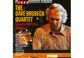 The Dave Brubeck Quartet - Someday My Prince Will Come - (CD)