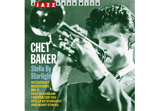 Chet Baker (trumpet), Amadeo Tommasi (piano), Beno - Stella By Starlight - (CD)