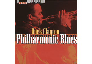 Clayton Buck - Philharmonic Blues - (CD)