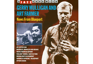 Gerry Mulligan feat: Art Farmer - News From Blueport - (CD)