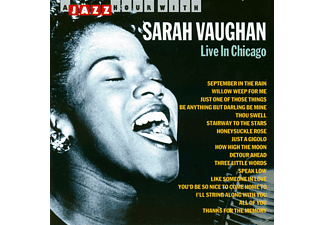 Sarah Vaughan - Live In Chicago - (CD)