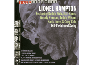 Lionel Hampton - Live In Cannes - (CD)